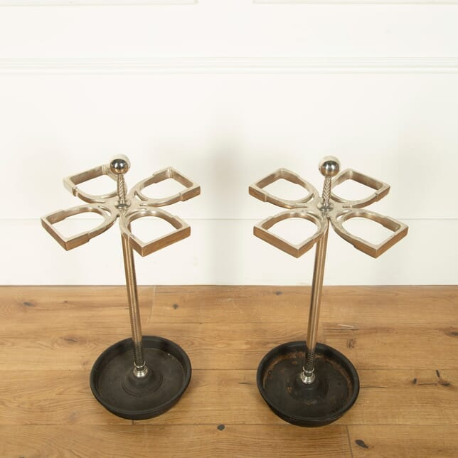 Pair of Metal Stick Stands OF558660