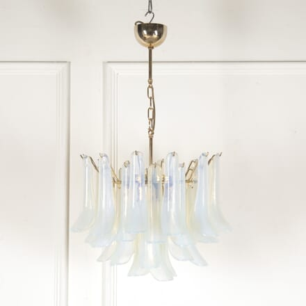 Opalescent Glass Chandelier LC3013513
