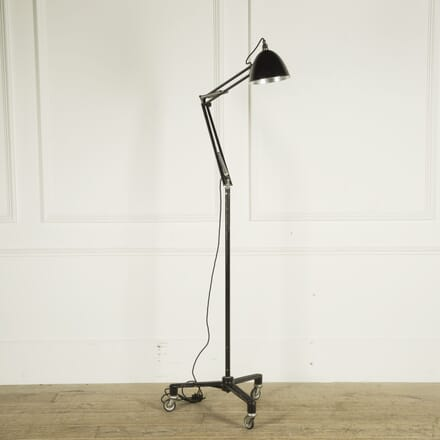 Original Herbert Terry Anglepoise Floor Lamp LF299352