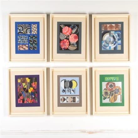 'Relais' Textile Designs by Edouard Bénédictus WD7613365