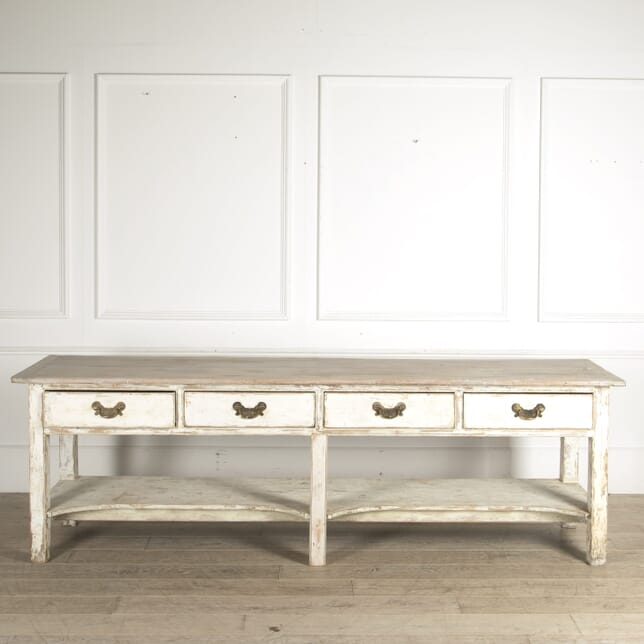 Original Painted Serving Table CO0410344
