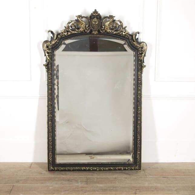 French 19th Century Harrods Mirror MI8814832