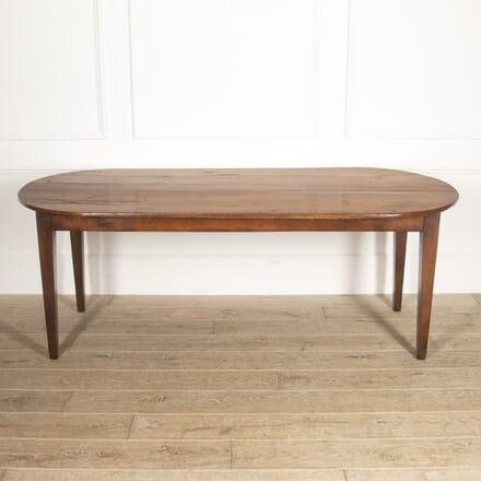 French Oval Fruitwood Dining Table TA2015192