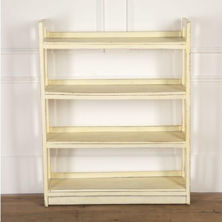Austrian Painted Oak Bookcase BK7616913