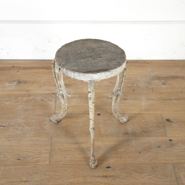 French Painted Stool ST7913989