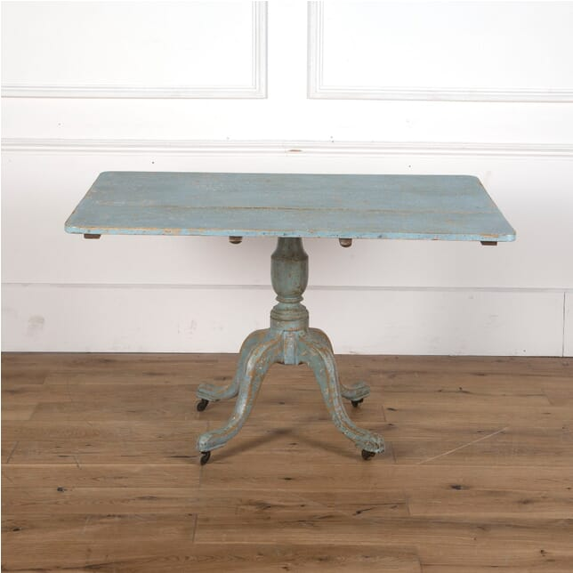 Painted Tilt Top Table TC3610276