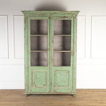 French Painted Pantry Cupboard BD4314556