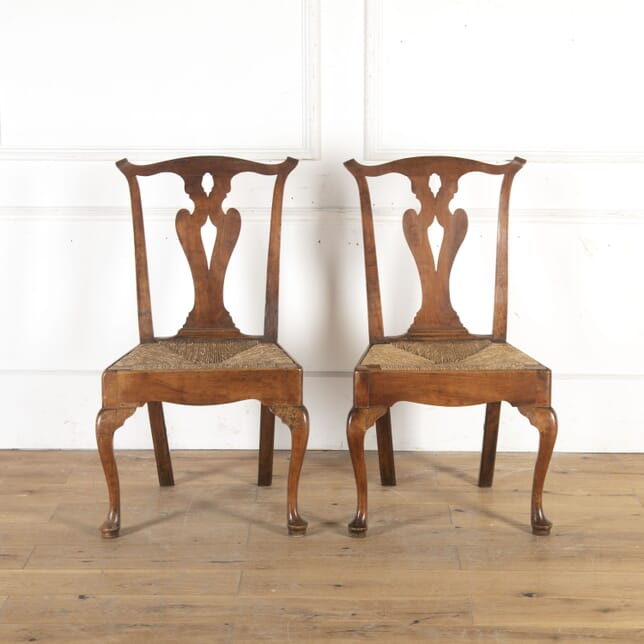 Pair of 18th Century Side Chairs DA4314560