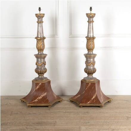 Pair of 19th Century Standard Lamps LF0310543