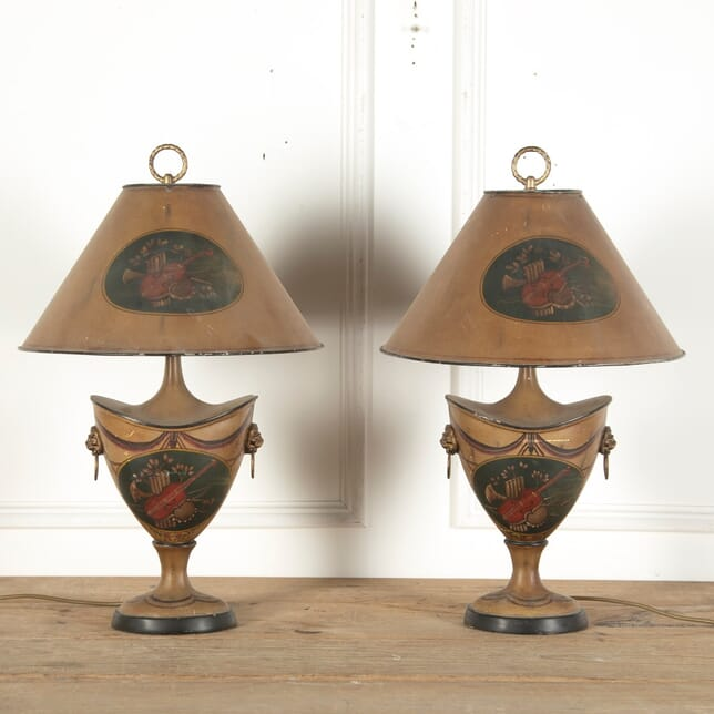 Pair of 20th Century Lamps LT5556820