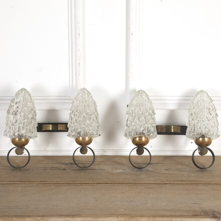 Pair of Art Deco Wall lights LW7359916
