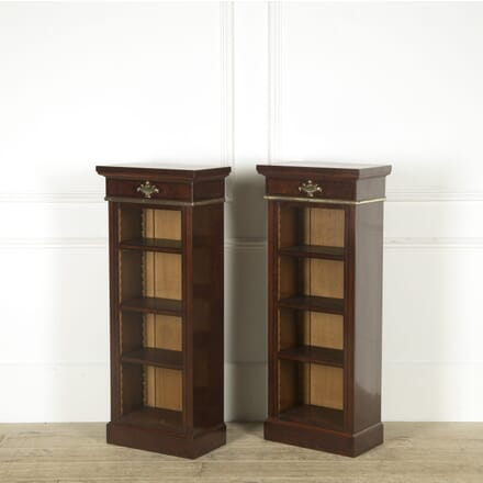 Pair of Bookcases BK529267