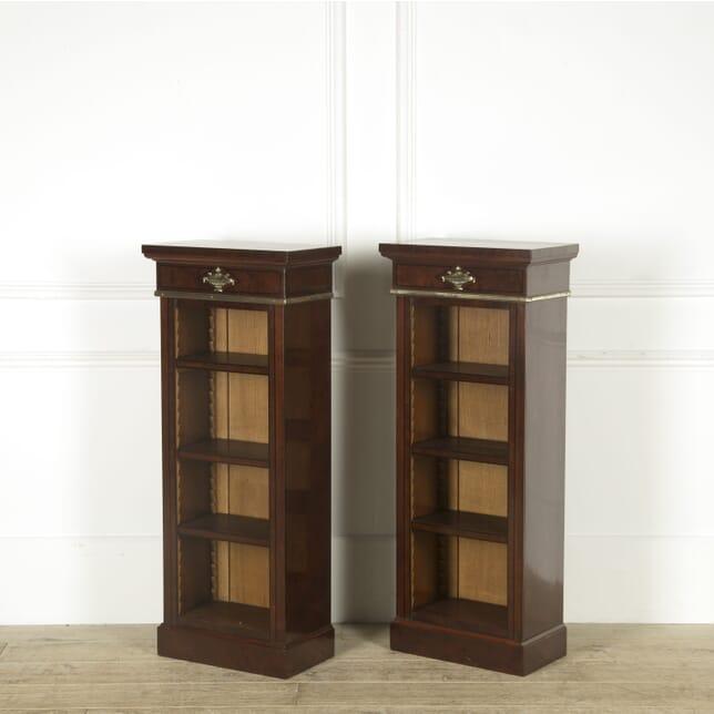 Pair of Bookcases BK529267