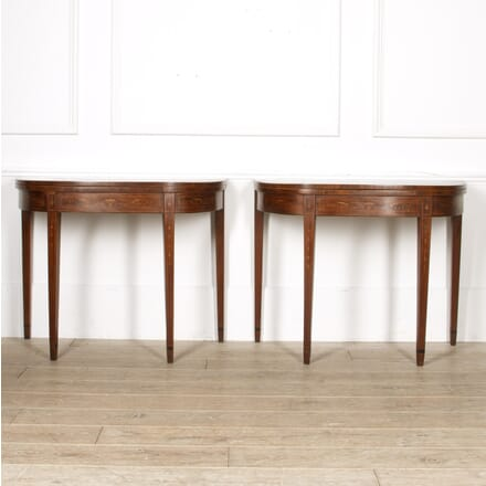 Pair of Card Tables CO8417408