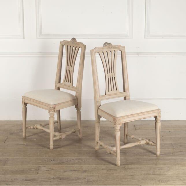 Pair of Swedish Chairs CD4416434