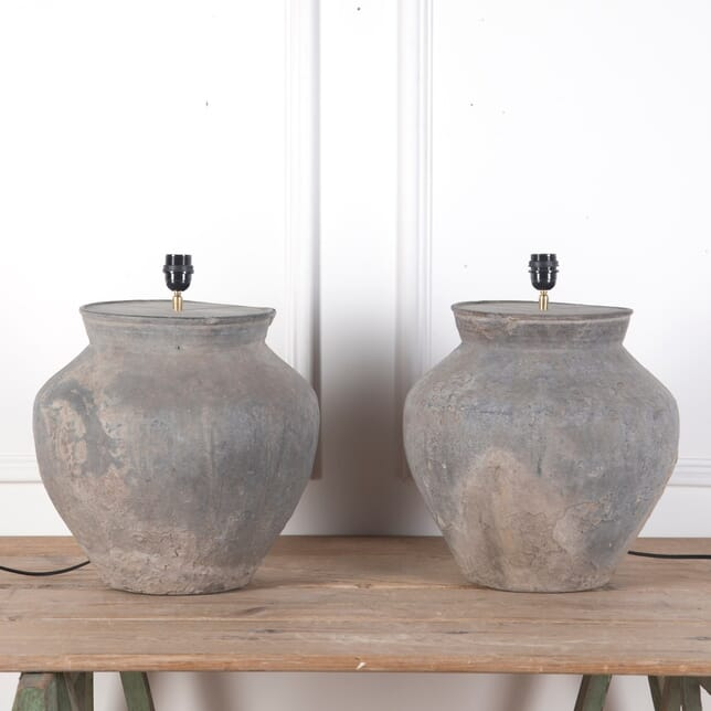 Pair of Chinese Vase Lamps LT7310645