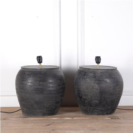 Pair of Chinese Vase Lights LT7310644