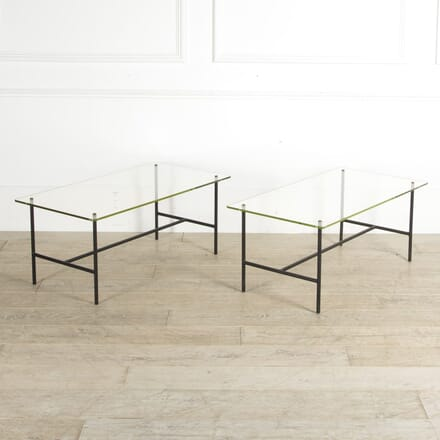 Pair of Coffee Tables by Pierre Guariche CT2910110