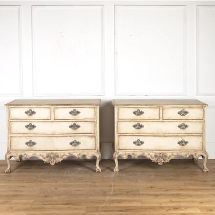 Pair of 18th Century Portugese Commodes CC0316349