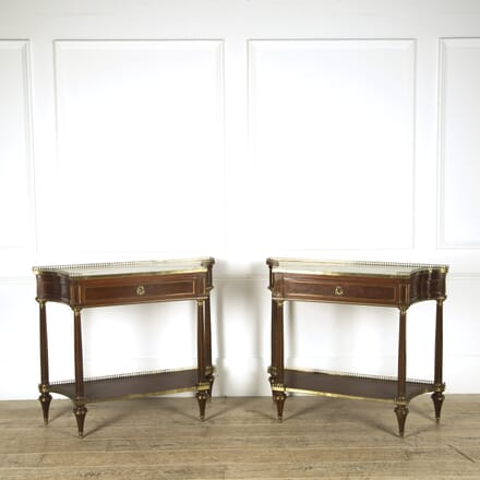 Pair of Console Tables CO529261