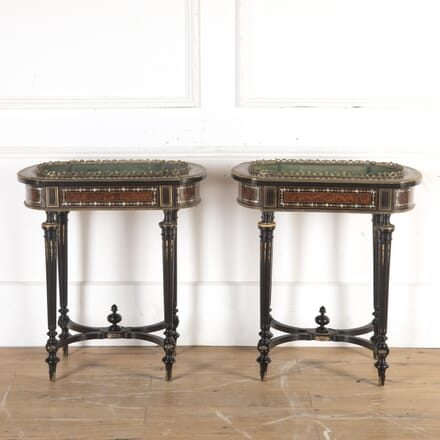 Pair of Decorative Regency Jardinières GA8413911