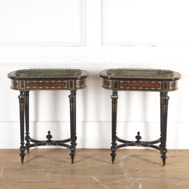 Pair of Decorative Regency Jardinières GA8413911