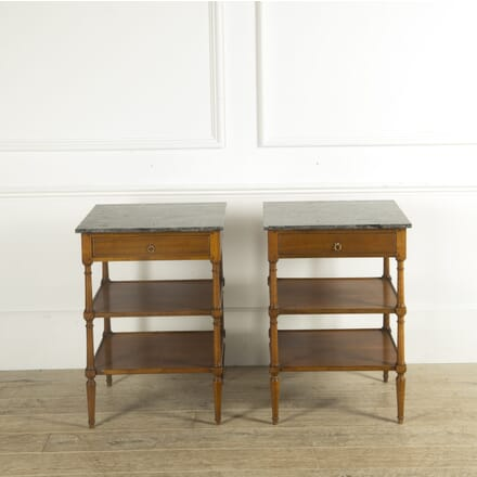 Pair of Directoire Revival End Tables BD159317