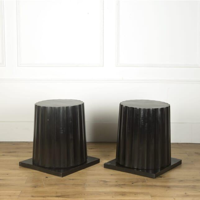 Pair of Edwardian Pedestals GA439804