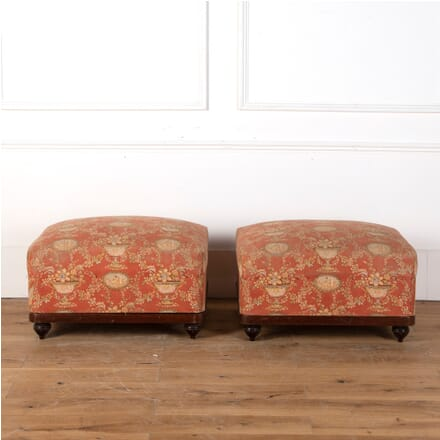 Pair of Foot Stools ST7311122