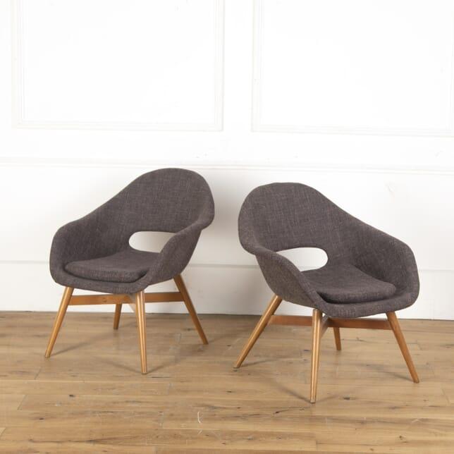 Pair of Frantisek Navratil Chairs CH5355964