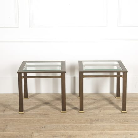 Pair of French Bronzed Tables CO3014782
