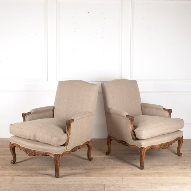 Pair of French Chairs CH4812753