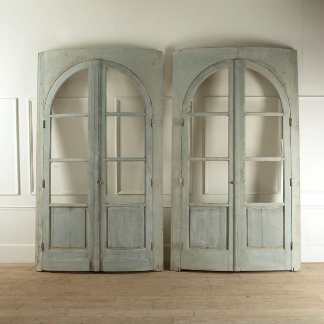Pair of 19th Century French Oak Door Frames OF0211453
