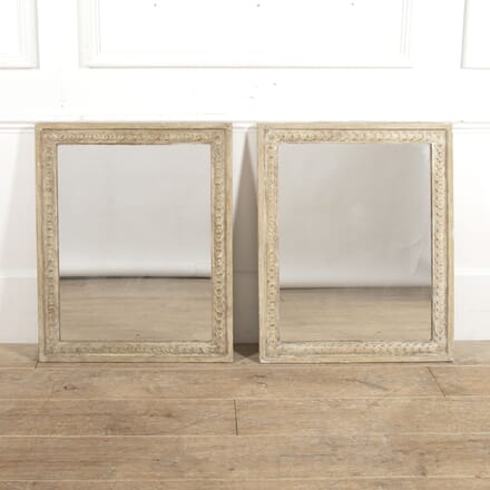 Pair of French Painted Mirrors MI4516241