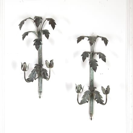 Pair of French Wall Appliques DA7613713