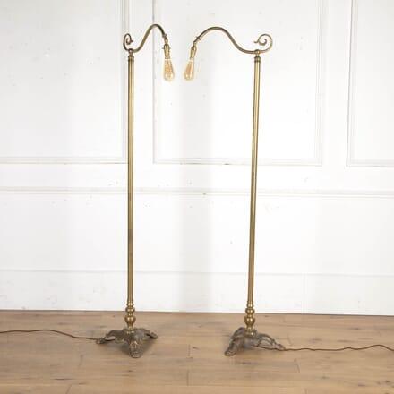 Pair of Gentleman's Reading Lamps LL8716244