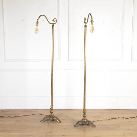 Pair of Gentleman's Reading Lamps LF8717061