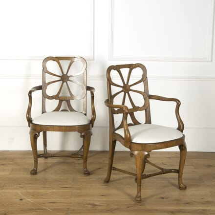 Pair of Gill and Reigate Chairs CH749400
