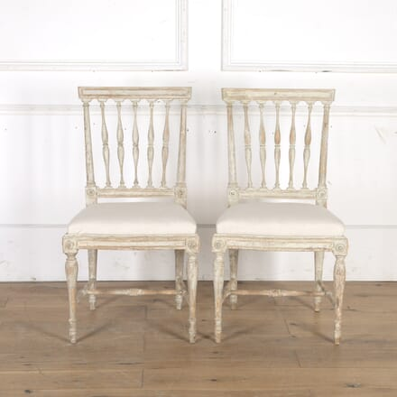 Pair of Gustavian Chairs by Ståhl CH8314920