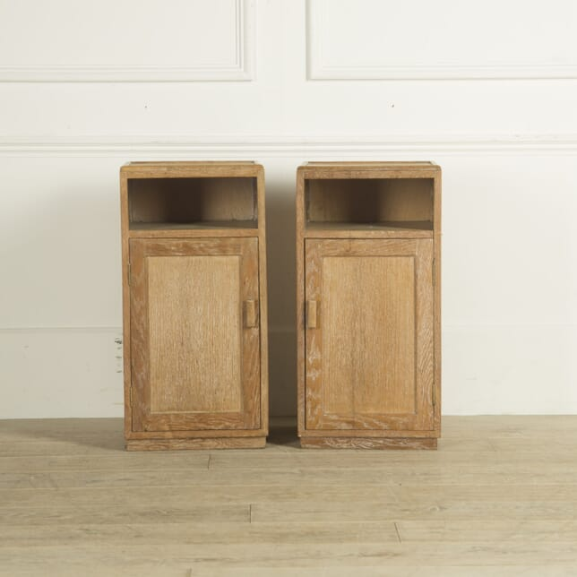 Pair of Heals Bedside Cabinets BD0510073