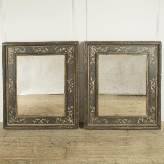Pair of Italian Mirrors MI029249