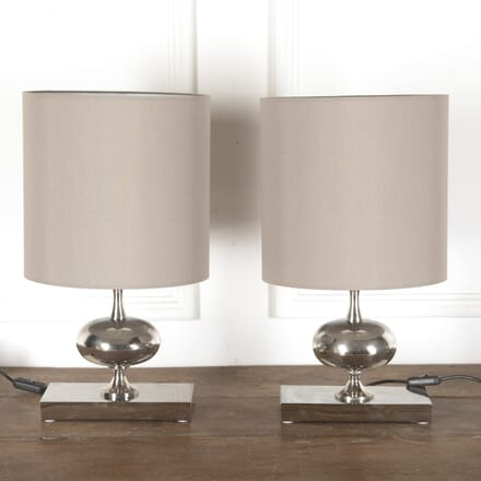 Pair of Lamps by Barbier LT3013519