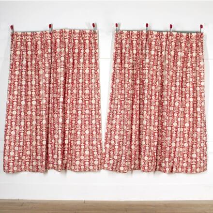Pair of Linen Curtains DA9017084