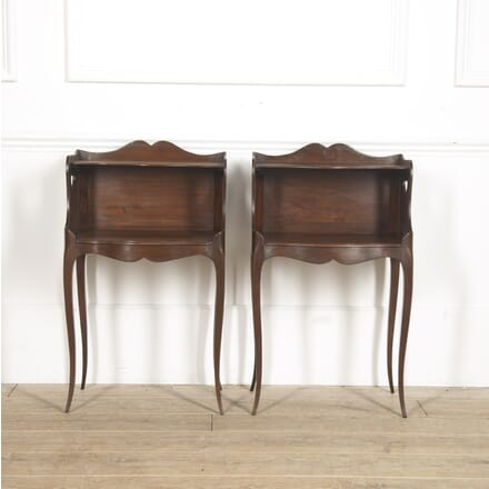 Pair of Louis XV Revival Side Tables BD1515204