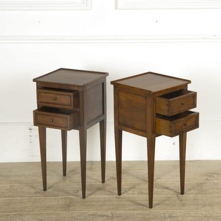 Pair of Louis XVI Revival Side Tables BD159751