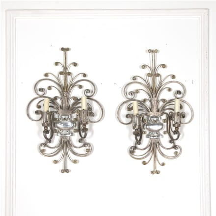 Pair of Mid 20th Century Wall Appliques LW7610605