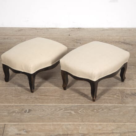 Pair of Napoleon III Footstools ST1515208