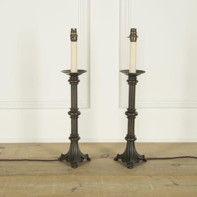 Pair of Neo-Gothic Table Lamps LT219231
