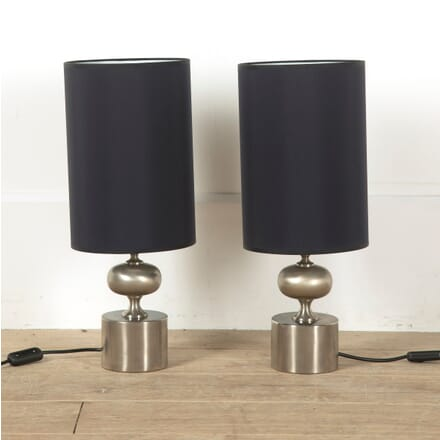 Pair of Philippe Barbier Lamps MI3011309
