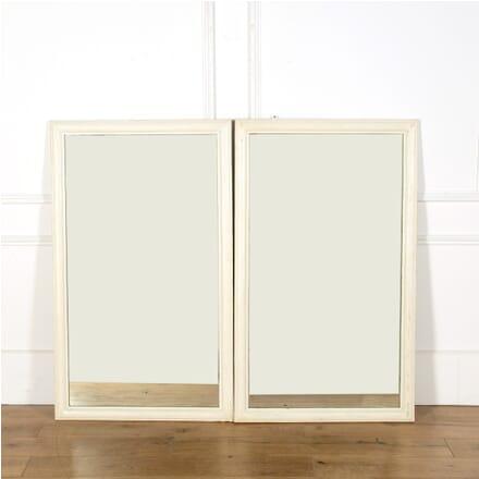 Pair of Plaster Framed Mirrors MI748838